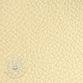 Faux leather KARIA ivoire