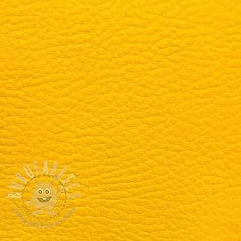 Faux leather KARIA jaune