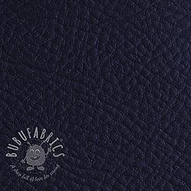 Faux leather KARIA marine
