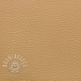 Faux leather KARIA sable
