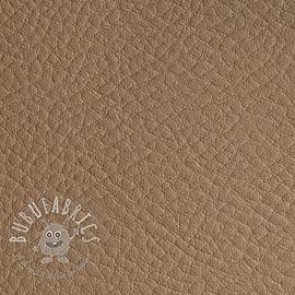 Faux leather KARIA stone