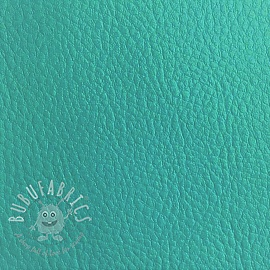 Faux leather KARIA turquoise