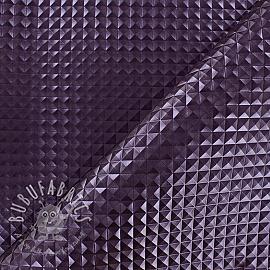 Faux leather MERLIN violet