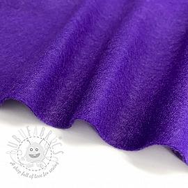 FELT 1,5 mm dark violet