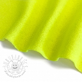 FELT 1,5 mm neon yellow