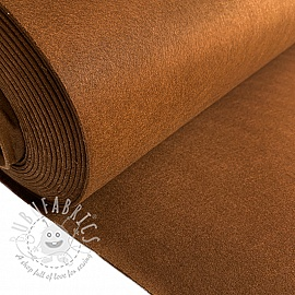 FELT 3mm brown