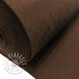 FELT 3mm dark brown
