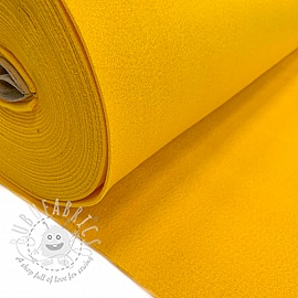 FELT 3mm HARD yellow