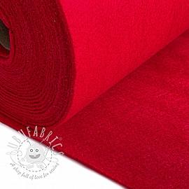 FELT 3mm red