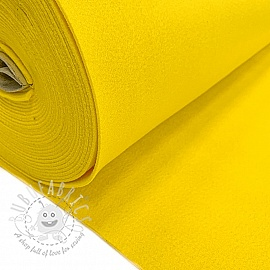 FELT 3mm yellow