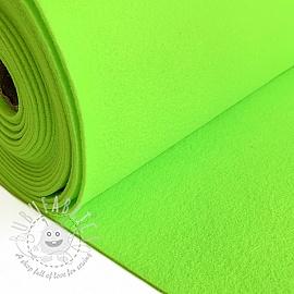 FELT 3mm NEON Green