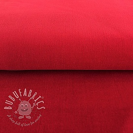 Fine corduroy red