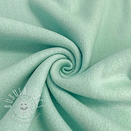 Fleece cotton mint
