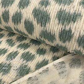 Fleece Summe teddy old green