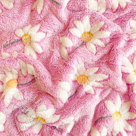 Fleece Wellness daisy pink