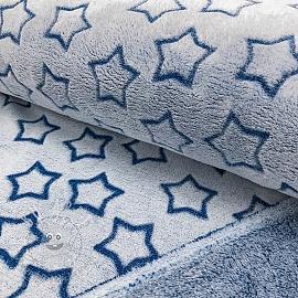 Fleece Wellness Star cobalt