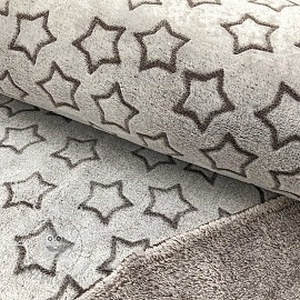 Fleece Wellness Star dark brown