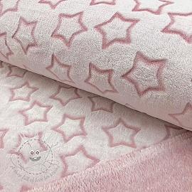 Fleece Wellness Star old pink