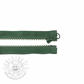 Jacket Zipper open-end 35 cm army