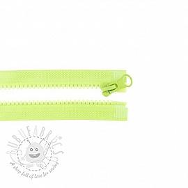 Jacket Zipper open-end 35 cm lime