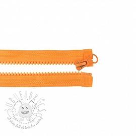 Jacket Zipper open-end 35 cm orange