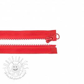 Jacket Zipper open-end 35 cm red