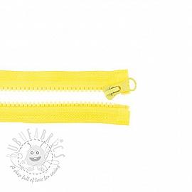 Jacket Zipper open-end 35 cm yellow