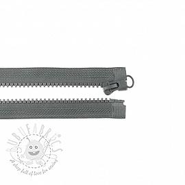 Jacket Zipper open-end 45 cm anthracite