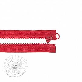Jacket Zipper open-end 45 cm dark red
