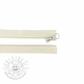Jacket Zipper open-end 55 cm sand