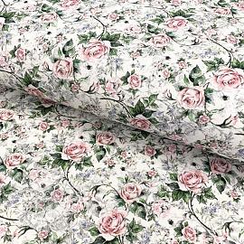 Jersey Alya Roses digital print
