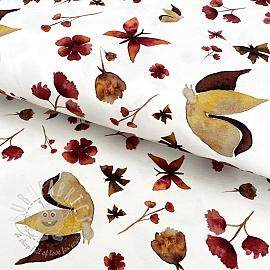 Jersey Amor butterflies digital print
