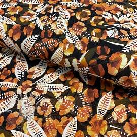 Jersey Autumn herbarium digital print
