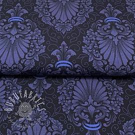Jersey Baroque blue