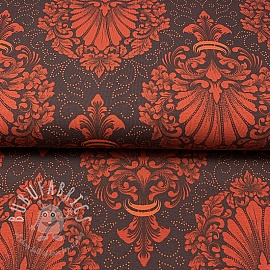 Jersey Baroque red