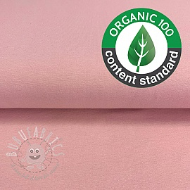 Jersey BIO light pink