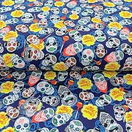 Jersey Chupa Chups skulls digital print