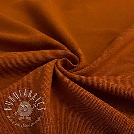 Jersey Cotton-Linen cognac