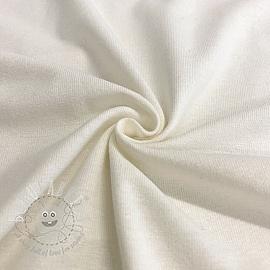 Jersey Cotton-Linen ecru