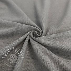 Jersey Cotton-Linen grey