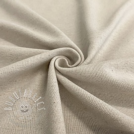 Jersey Cotton-Linen light grey