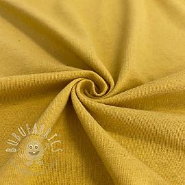 Jersey Cotton-Linen ochre
