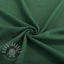 Jersey Cotton-Linen old green