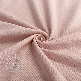 Jersey Cotton-Linen rose