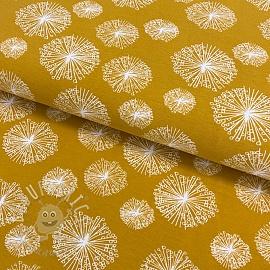 Jersey Dandelion pattern curry