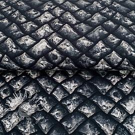 Jersey Draco black digital print