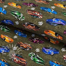 Jersey Fast and Furious Super sports moss green digital print