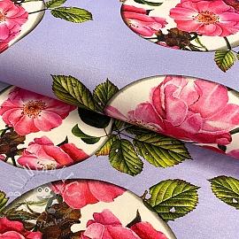 Jersey Flower Dorisa digital print