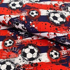 Jersey Football splash marine