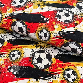 Jersey Football splash yellow